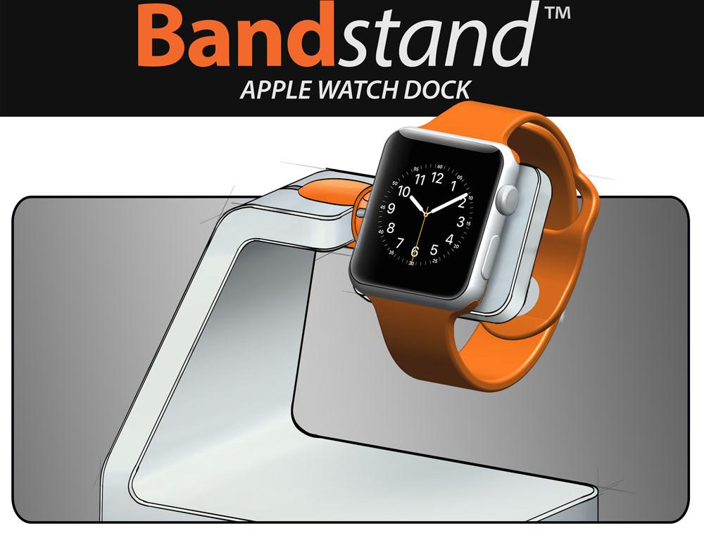 Photo of Primul accesoriu pentru Apple Watch aterizeaza la CES