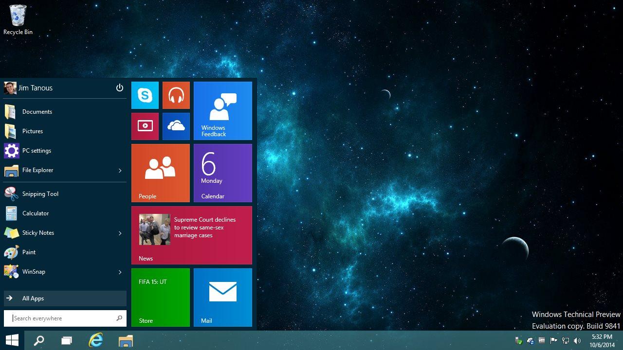 Photo of Microsoft va prezenta astazi Windows 10 in detaliu
