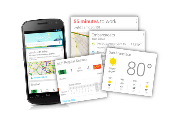 """Photo of Google Now """"face casa buna"""" cu aplicatiile terte"""
