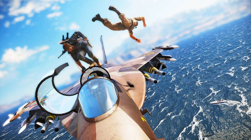 Photo of Just Cause 3: aerul rece si… exploziile, il tin treaz pe Rico Rodriguez!