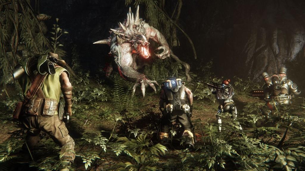 Evolve Hunt