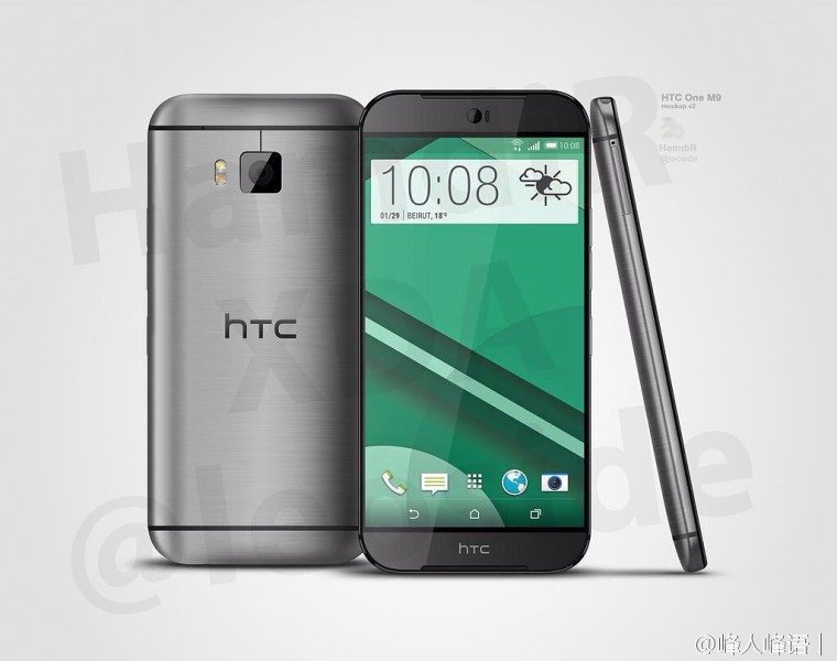 Photo of HTC One M9 ne arata specificatiile cheie