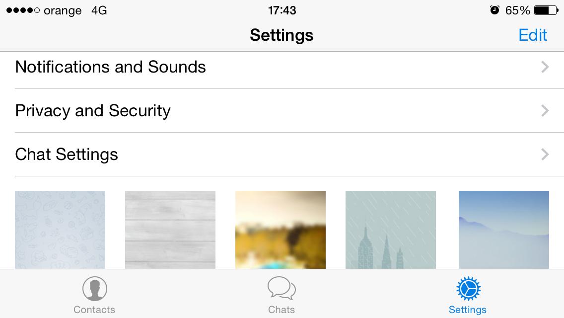 Photo of Telegram primeste un nou update pentru iOS. Acum avem si optiunea de Quick Reply