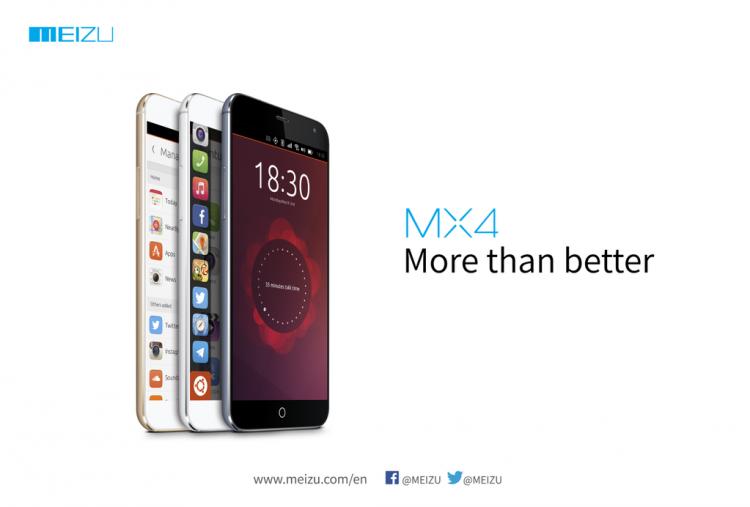 Photo of Meizu MX4 Ubuntu Edition va fi lansat la MWC 2015, si nu sta rau deloc nici ca design, nici ca specificatii!