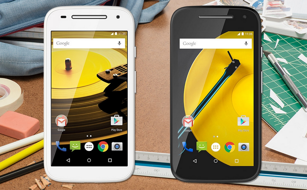 Photo of Moto E, anuntat oficial!