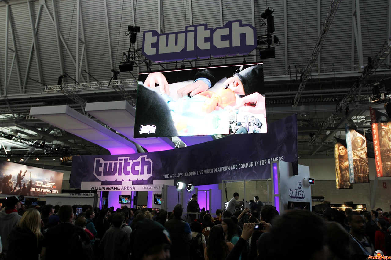 Photo of TwitchCon va avea loc in Septembrie!