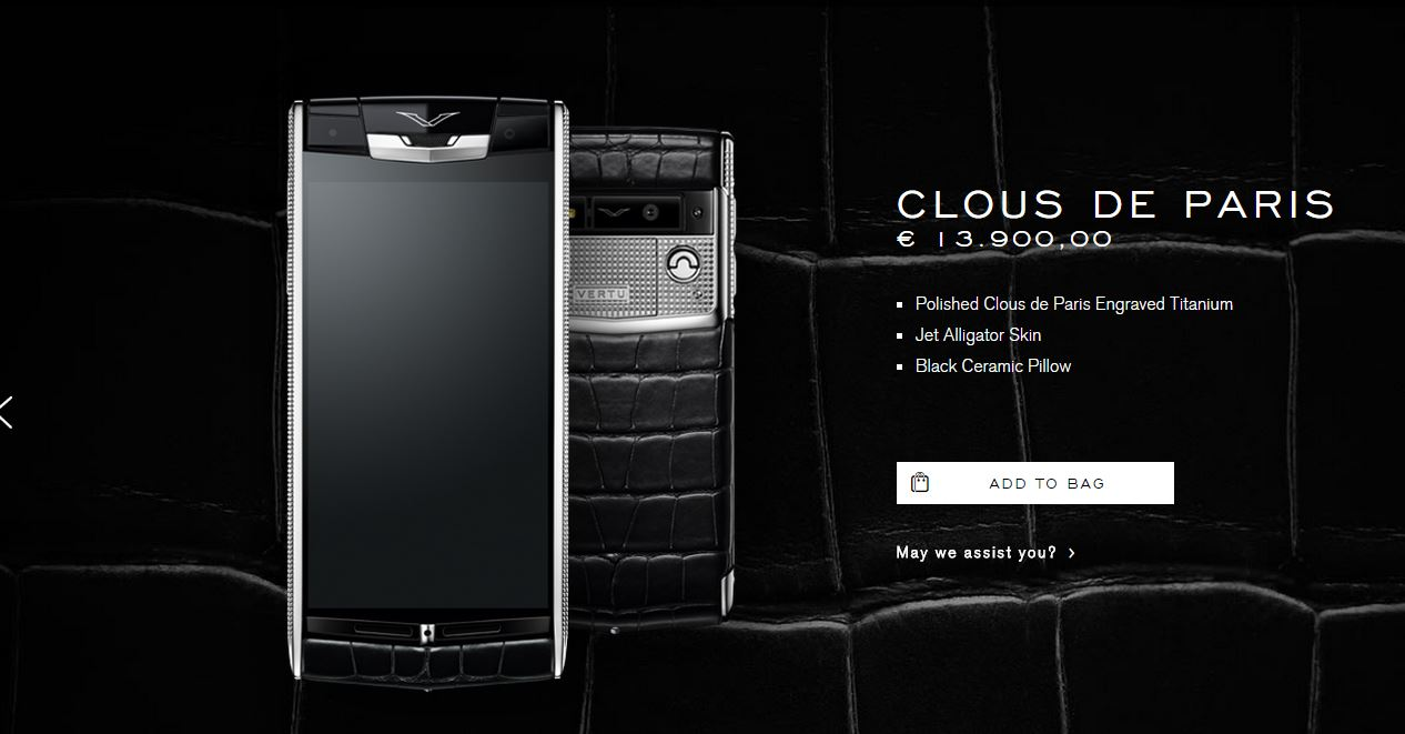 Photo of Vertu Clous De Paris – Cadoul perfect pentru Sf. Valentin