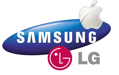 "Photo of Samsung, Apple si LG, ""an unlikely troika"". La care Samsung va furniza componentele."