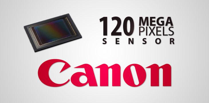 Photo of Senzor de 120MPx de la Canon!