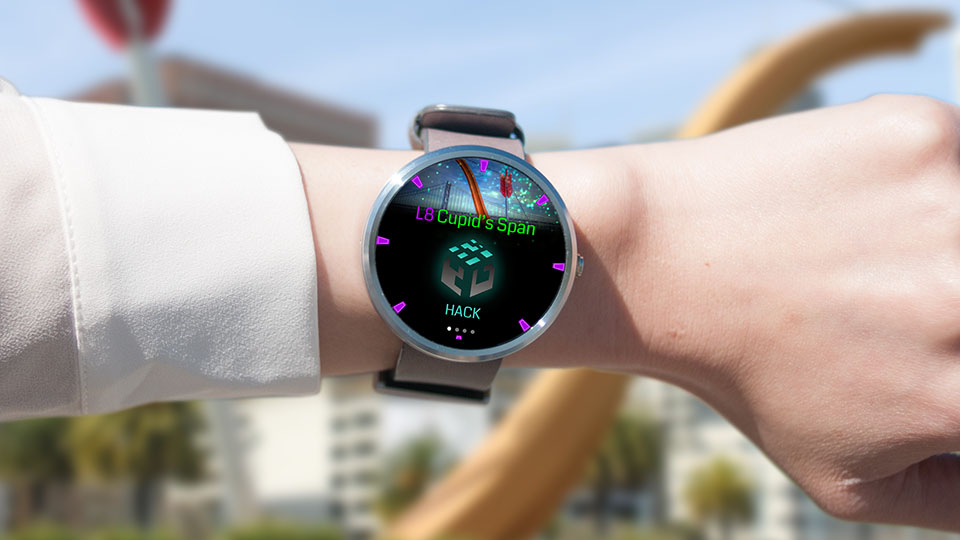 Photo of Ingress a ajuns pe Android Wear