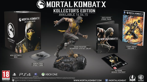 Photo of Mortal Kombat X e gratuit pe Android si iOS, dar doar in aparenta
