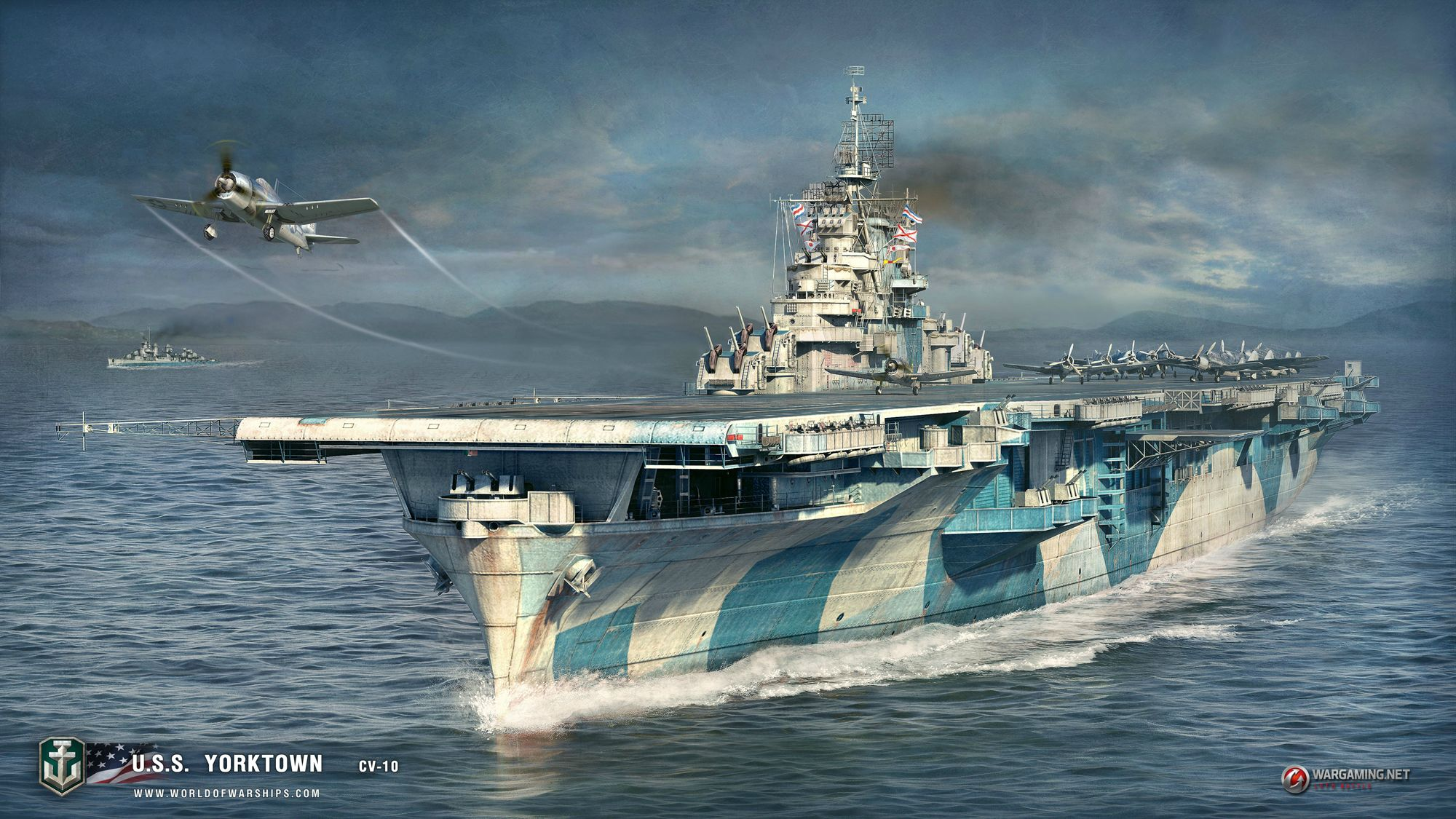 "Photo of World of Warships, un free-to-play cu ""fiare"" si arme de foc"