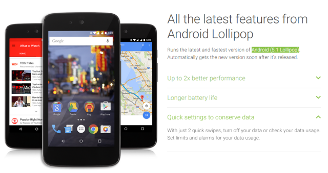 Photo of Android 5.1 Lollipop anuntat oficial