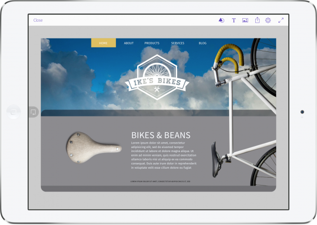 Photo of Adobe CompCC pentru iPad