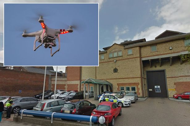 Photo of O drona in vizita la… puscarie!