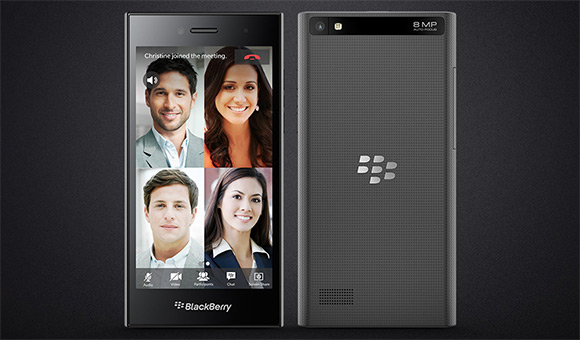 Photo of BlackBerry Leap, lansat la MWC 2015