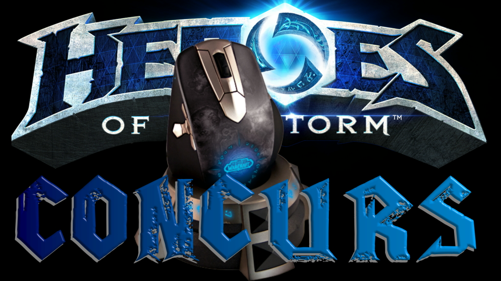 Photo of Concurs Heroes of the Storm si WOW MMO Mouse