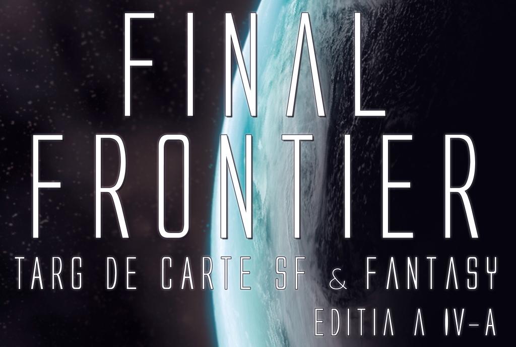 Photo of Zon@ va invita la Final Frontier, un târg de carte SF & Fantasy!