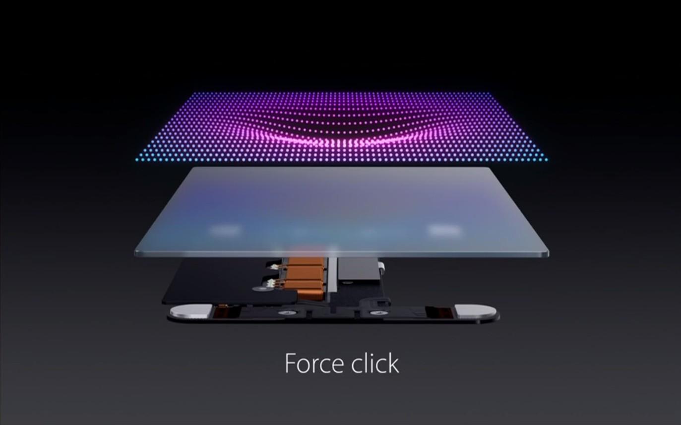 Photo of Force Touch de pe noile laptopuri Apple ar putea ajunge si pe telefoane!