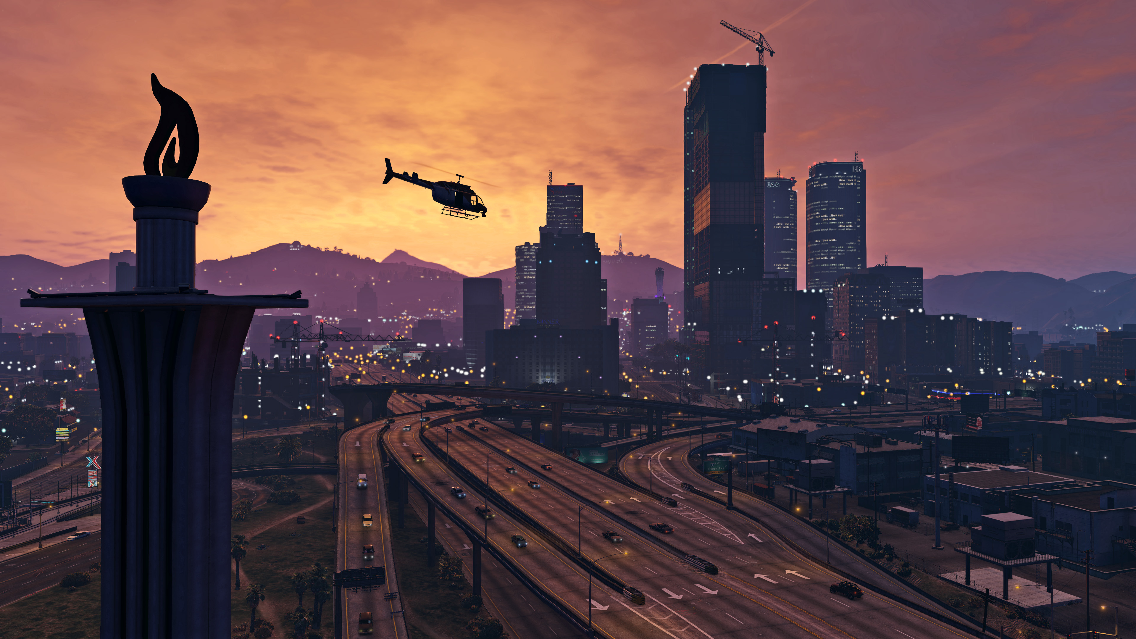 Photo of GTA 5 pe PC… in 4K, arata uluitor!