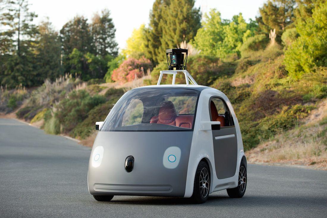 "Photo of Google ""inventeaza"" airbagul… exterior, pentru pietoni"