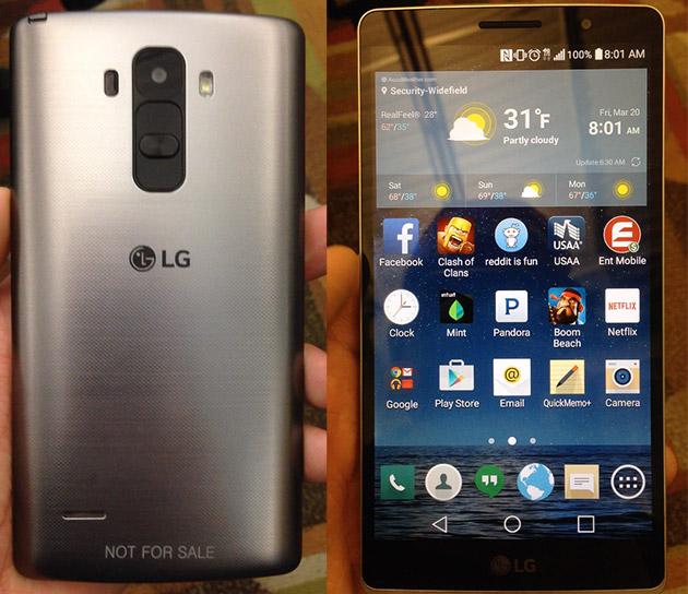 Photo of Zvonurile incep sa circule si netul sa se agite: LG G4 ar putea fi anuntat luna viitoare