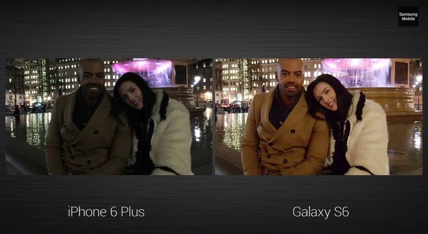 Photo of Camera lui Samsung Galaxy S6 – MWC 2015