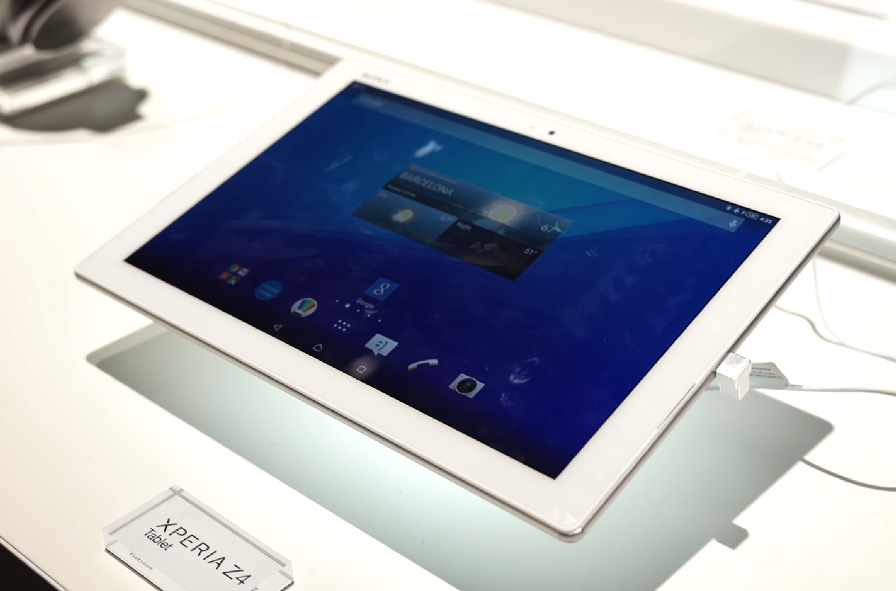 Photo of Sony Xperia Z4 Tablet&M4 Aqua HANDS-ON!