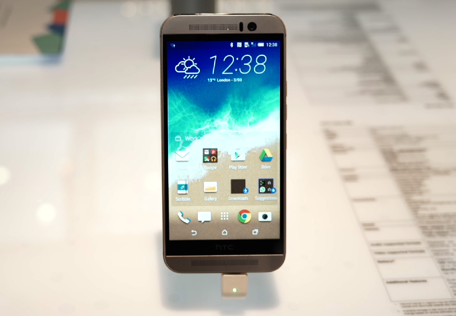 Photo of HTC One M9 HANDS-ON!