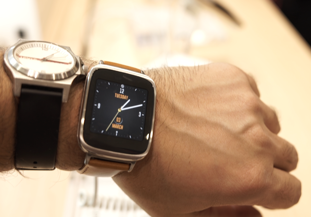 Photo of Asus ZenWatch, Zenfone 2 & Chi Windows Tablets HANDS-ON!