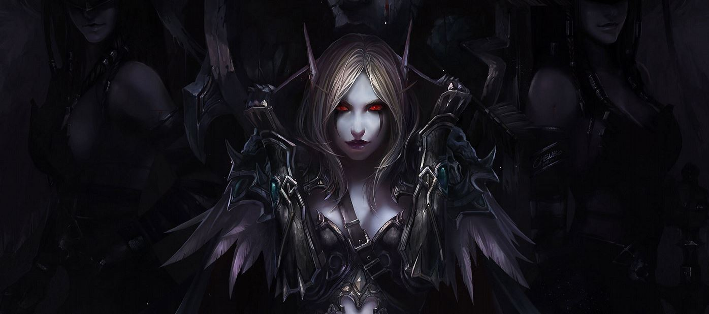 Photo of Sylvanas Windrunner a ajuns in Heroes of the Storm