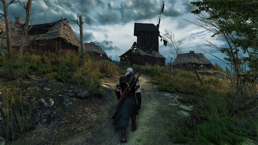 Photo of Spuneți NU aberațiilor cromatice in Witcher 3