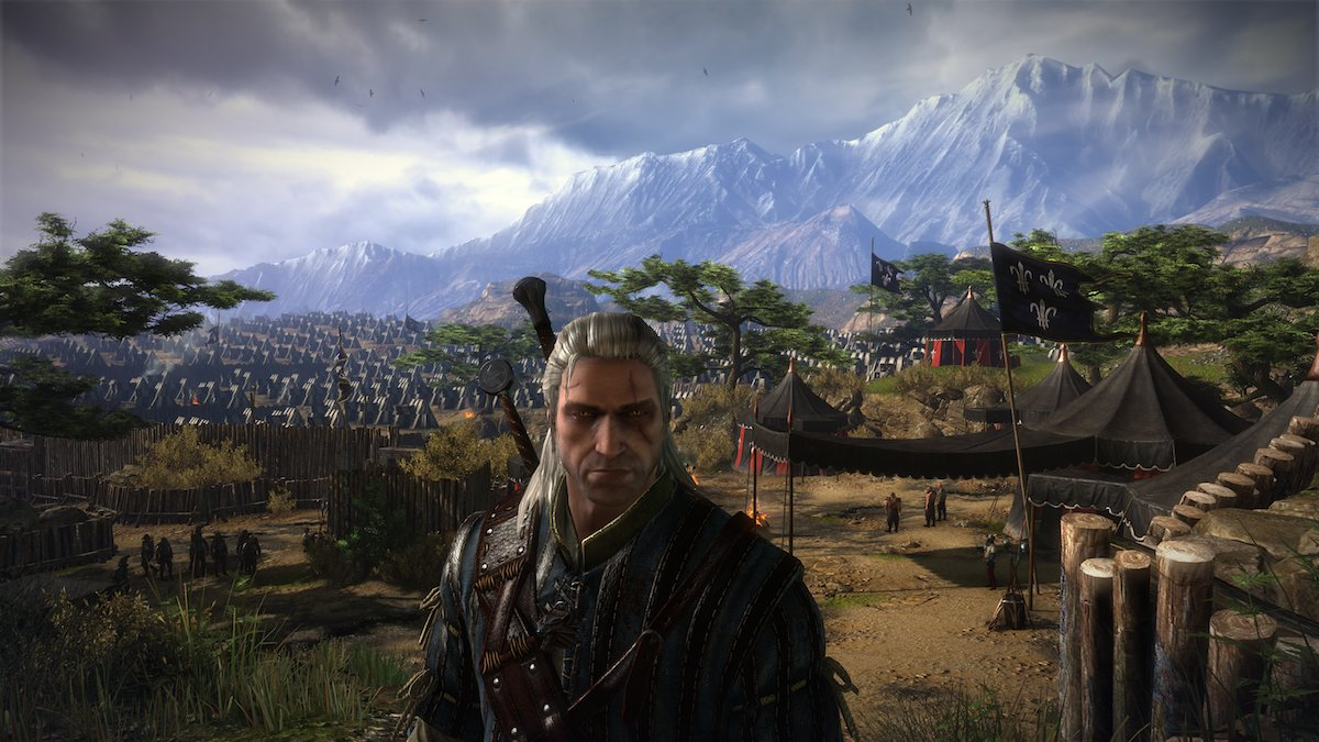 Photo of The Witcher 3 în 4… K!