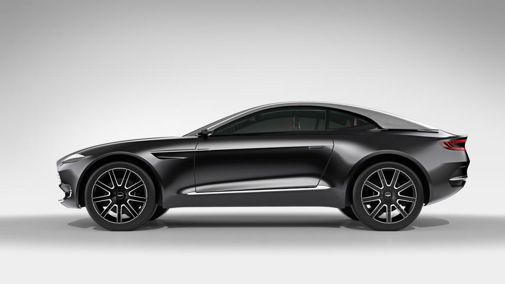 Photo of Aston Martin pariaza pe un GT de lux, prietenos cu mediul