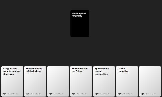 Photo of Cards Against Humanity este… ușor de jucat!