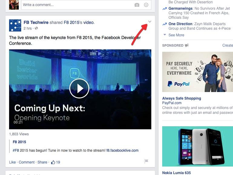 Photo of Facebook permite acum video embedding… oriunde