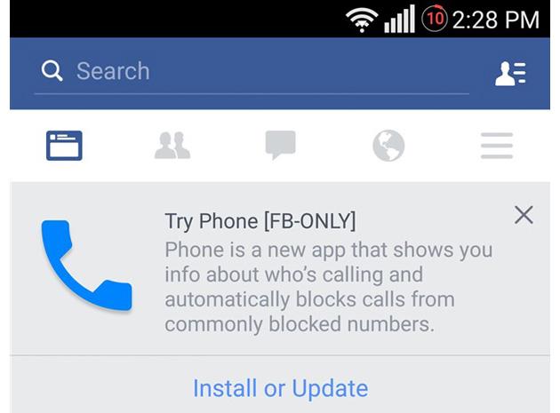 Photo of O noua aplicatie de la Facebook ar putea inlocui tastele numerice ale telefoanelor