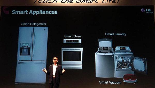 Photo of Electrocasnicele LG in casa viitorului