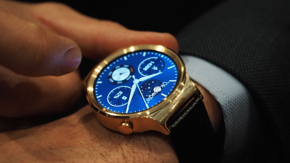Photo of Huawei Watch, cel mai elegant smartwatch al chinezilor