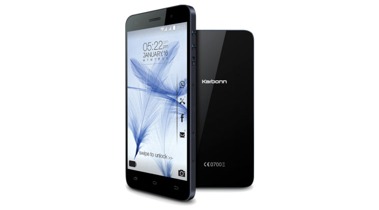 Photo of Karbonn Titanium Mach Two – Octa-Core de buget