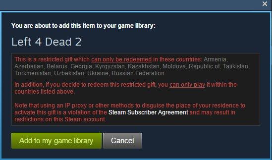 """Photo of Steam devine si mai restrictiv: iti dezactiveaza jocul chiar daca l-ai cumparat personal dintr-o regiune """"mai ieftina"""""""