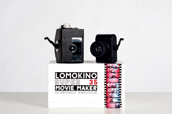 Photo of LomoKino –  filmare retro chic