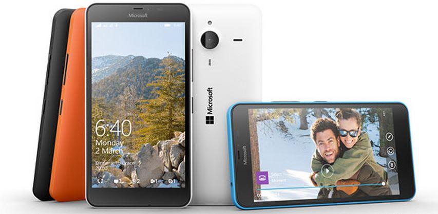 Photo of Doua noi telefoane Lumia high end, spre sfarsitul anului