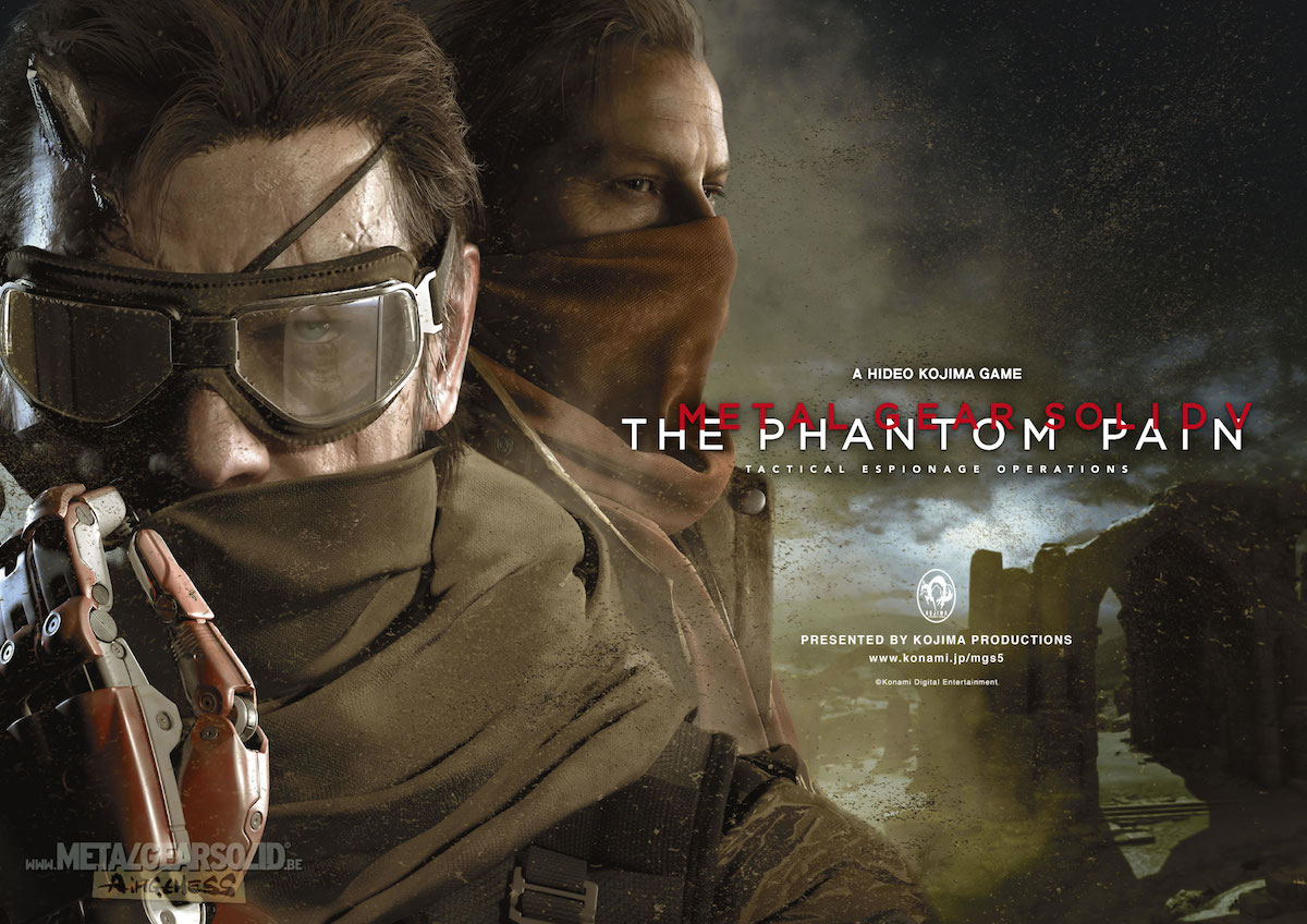Photo of MGS 5: The Phantom Pain îți urează La Mulți Ani