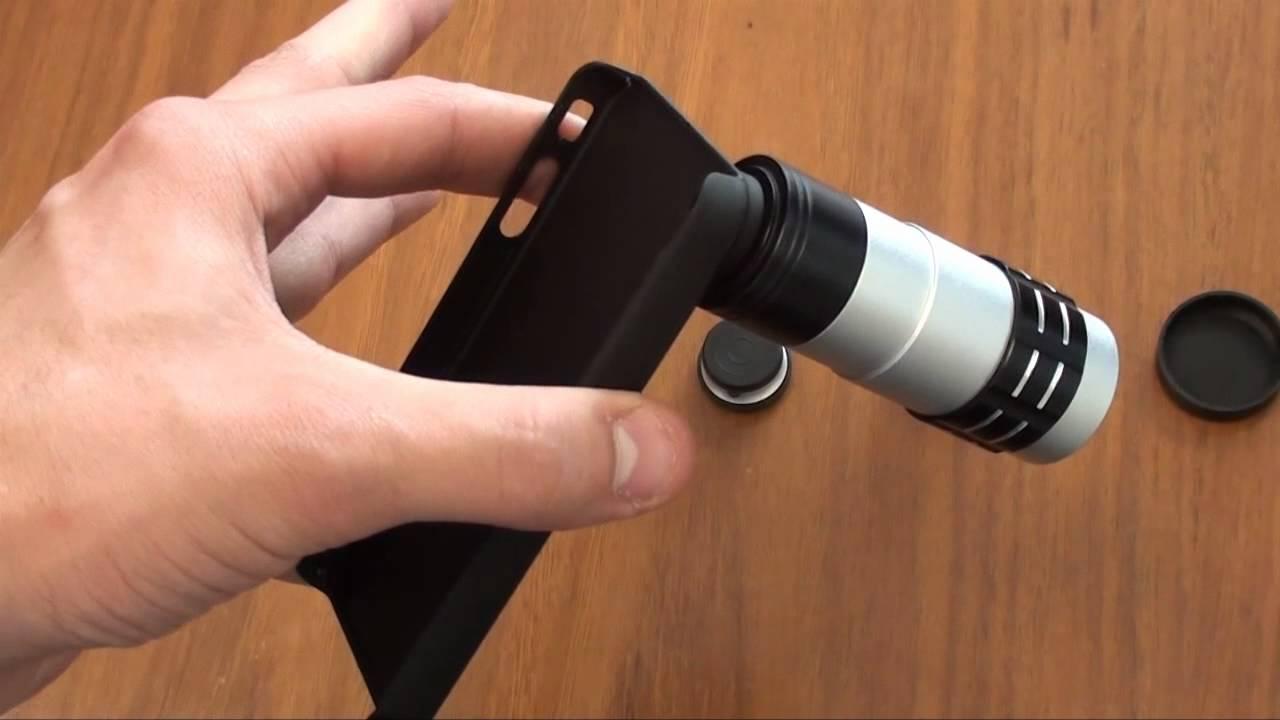 Photo of Obiective foto-video pentru smartphone