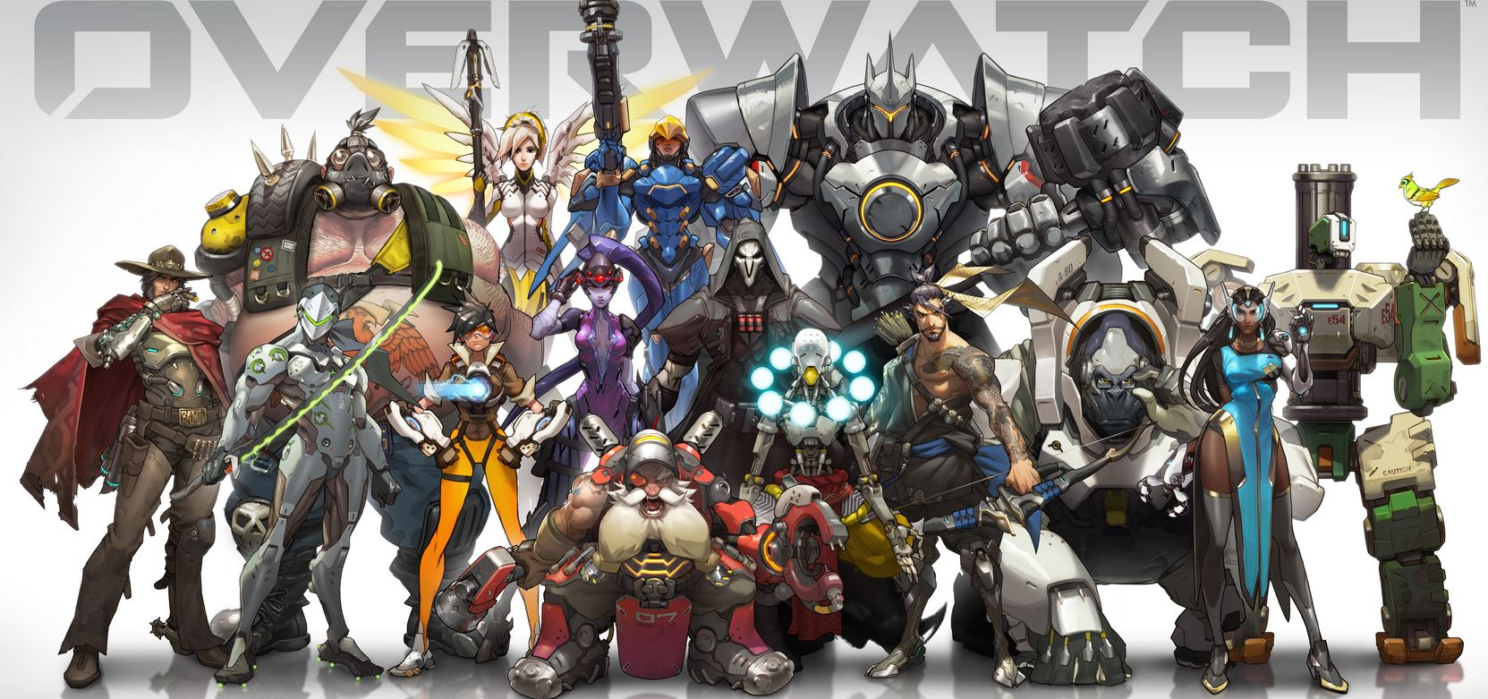 Photo of Overwatch: Dragons