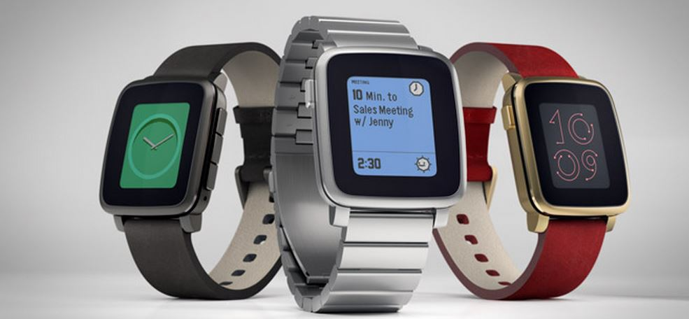Photo of Pebble Time Steel, dezvaluit la MWC 2015