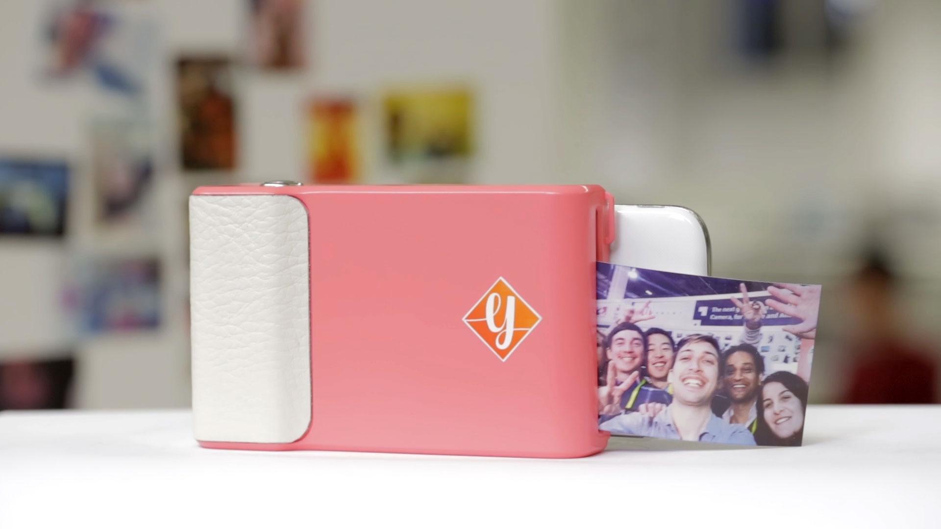 Photo of Prynt: Husa pentru telefon cu imprimanta incorporata