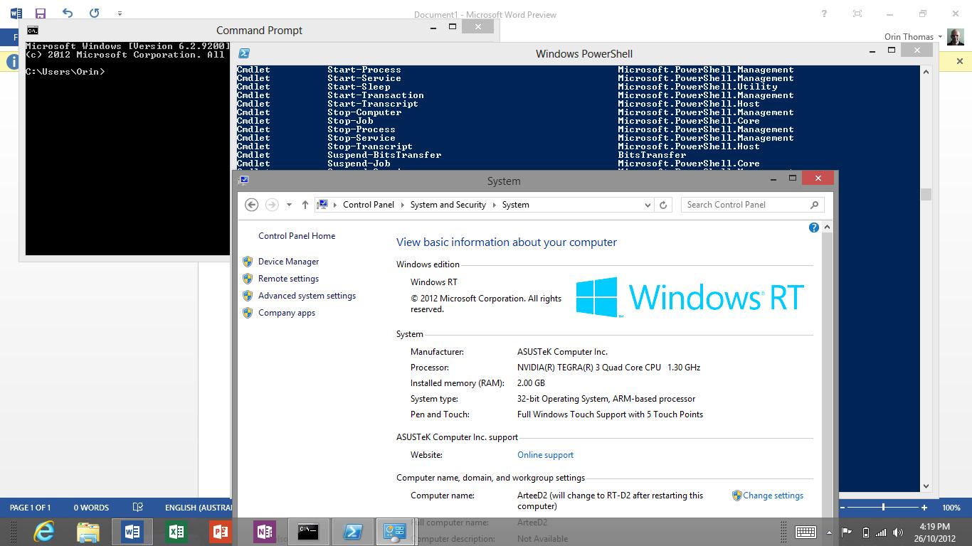 "Photo of Microsoft Surface 3 ar putea ""ucide"" Windows RT"