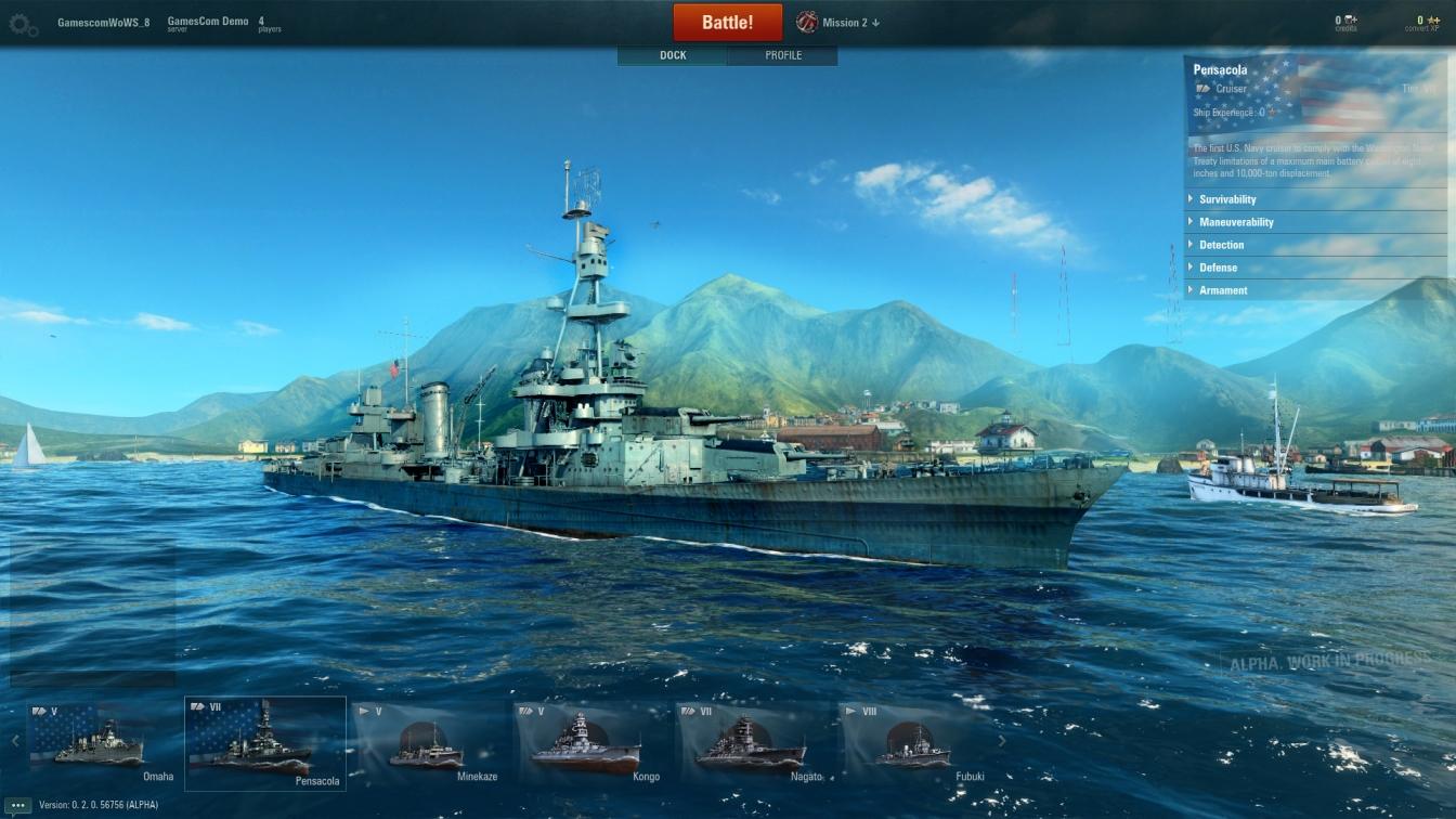 Photo of World of Warships, un alt titlu de la producatorii World of Tanks, a intrat în closed beta!